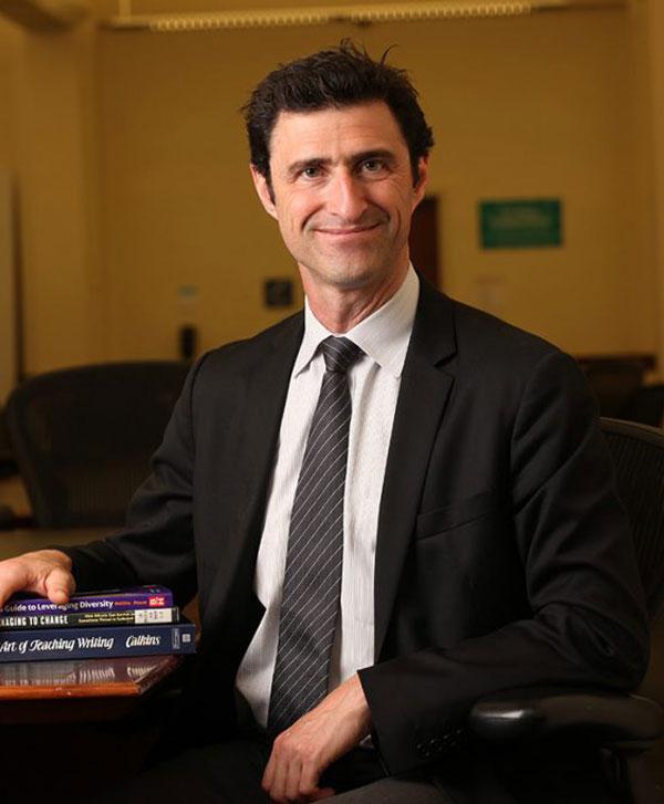 Ronald Saltz, Executive Director